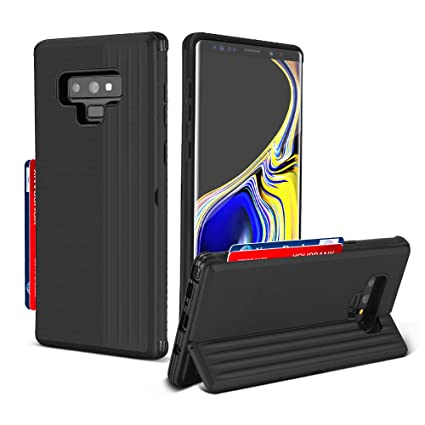 Amazon.com: iMangoo Galaxy Note 9 Funda Cartera Soporte ...