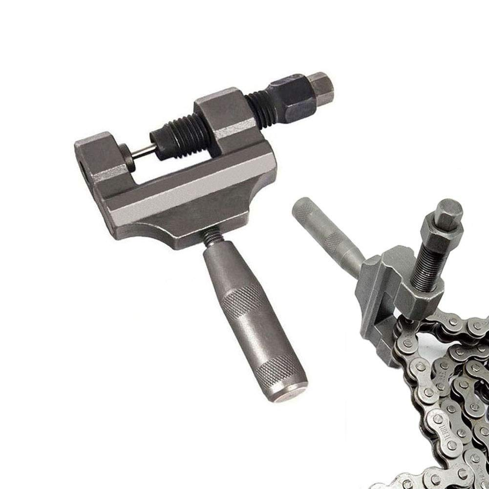Xintan Tiger Chain Breaker #420 428 520 525 530 Chain Dismantle Tool Suitable For Motorcycle/ATV Dune Buggy/Mower Chains