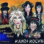 オリジナル曲 Hanoi Rocks