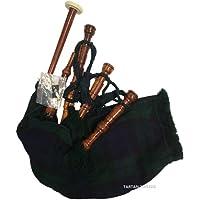 TARTAN TWEEDS - Gaita infantil, color negro