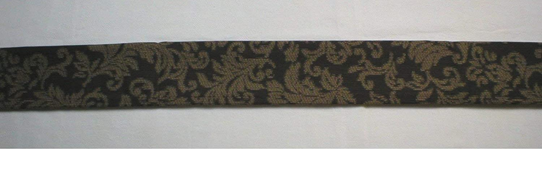 Handmade Door Draft Stopper Blocker UNFILLED DraftBlocker6153 Brown Classic