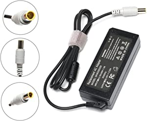 65W 20V 3.25A AC Adapter charger for Lenovo ThinkPad Edge E40 E420 E430 E520 E525 E530 E535 E545 B490 B590; Lenovo X60 X60s X120e X140e X200 X201 X220 X230 X230t X300 X301 Power Cord