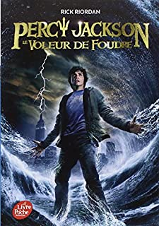 Percy Jackson [1] : Le voleur de foudre, Riordan, Rick