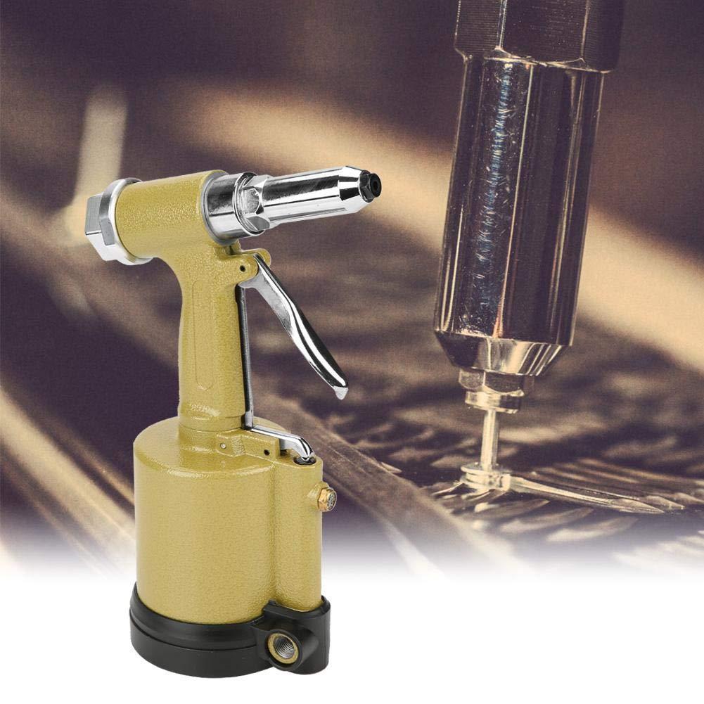 2# Kit rivettatrice pneumatica pneumatica set kit rivettatrice pistola pneumatica per rivetti ciechi pneumatici industriali 3.2-6.4mm