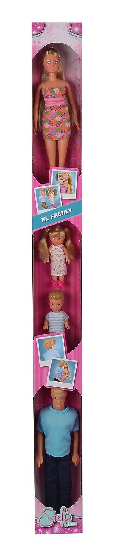 SIMBA 105738565 - Steffi Love E La Sua Famiglia Simba Toys Italia S.p.A.