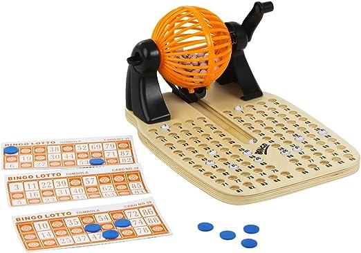 ColorBaby - Bingo de madera CBGames (28815): Amazon.es: Juguetes y juegos
