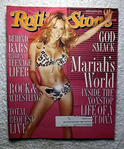 Mariah Carey Rolling Stone (Mariah Carey - Rolling Stone Magazine - #834 - February 17, 2000)