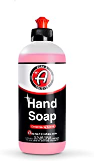 product image for Adam's Hand Soap - All Purpose Liquid Soap For Home, Kitchen, Bathroom & Garage | Scented Hand Wash Cleaners | Cleans Car Wash Soap, Car Wax & Car Detailing Chemicals Cleaning Supplies (Strawberry)