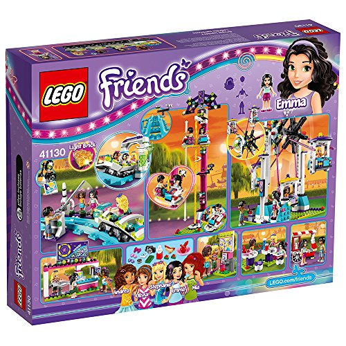 LEGO Friends Amusement Park Roller Coaster 41130 Toy for Girls and Boys by LEGO (Image #5)
