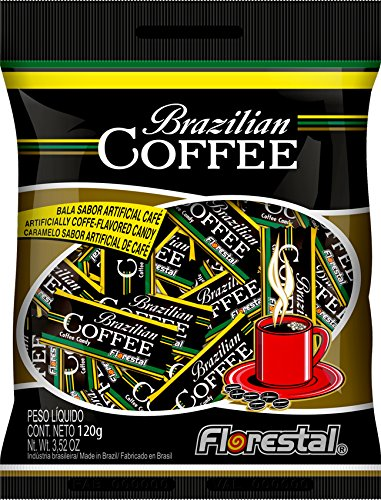 Brazilian Coffee Candy 120g