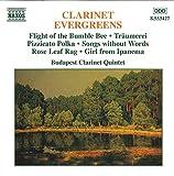 Classical Music : Clarinet Evergreens