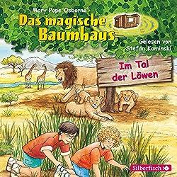 Im Tal der Löwen (Das magische Baumhaus 11)