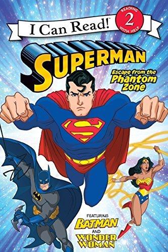 Download I Can Read Superman and Batman, Level 2 - 6 Book Set pdf