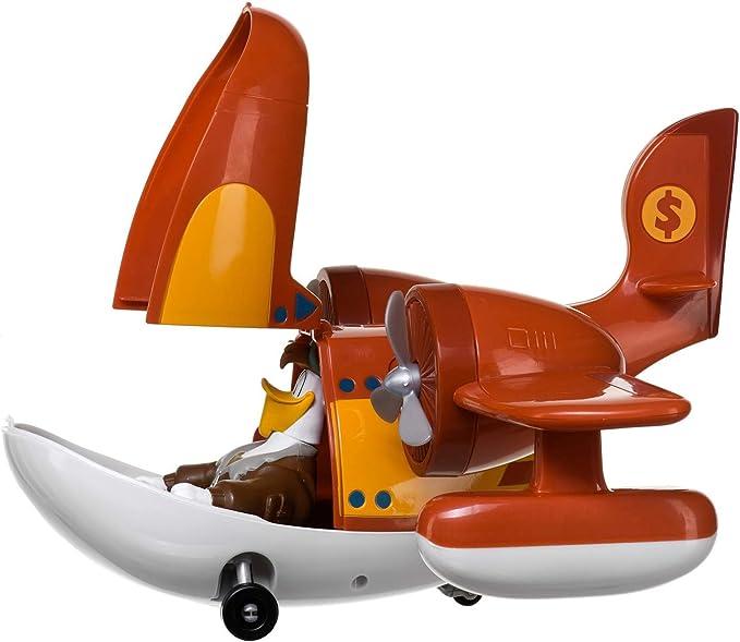Disney DuckTales Sunchaser avion avec Launchpad McQuack ACTION FIGURE NEW