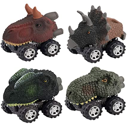 Dinosaur Toys For 2 6 Year Old Boys Girls Wiki Pull Back Car