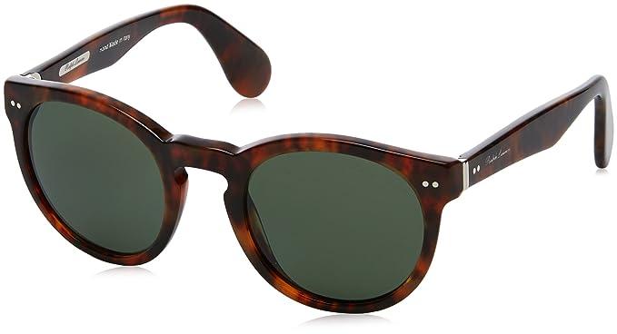 Ralph Lauren 0Rl8146P, Gafas de Sol para Hombre, Marrón (Jerry Havana),