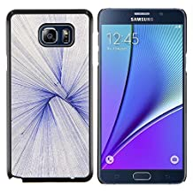 Planetar® ( Pen Lines Geometry Pattern Bird ) Samsung Galaxy Note 5 5th N9200 Hard Printing Protective Cover Protector Sleeve Shell Case Cover