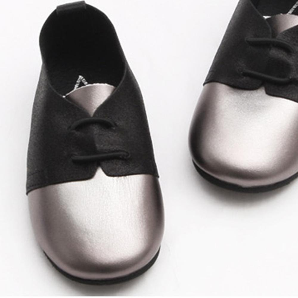 Two Tone French Oxfords