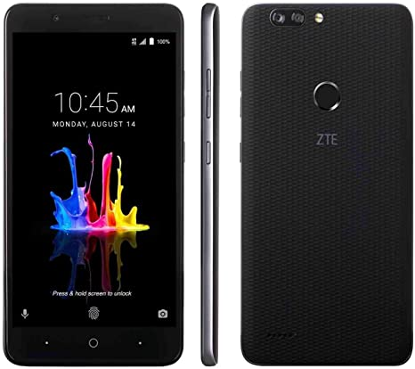 Amazon Com Zte Blade Z Max Z982 4g Lte Black