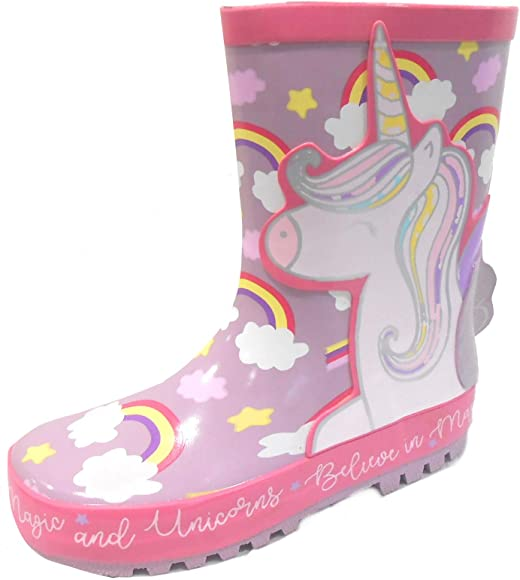 unicorn girls boots authentic 64eeb 74abc