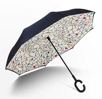 Paraguas De La Familia, El Viento Y La Lluvia, Auto-Apoyo ...
