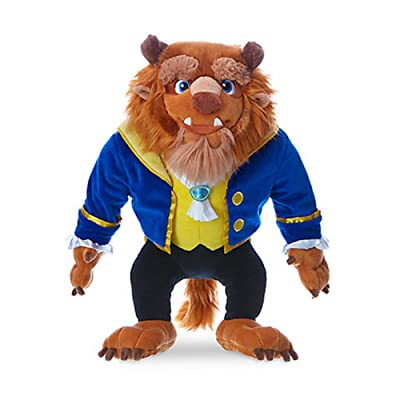 Disney officiel Beauty & The Beast 43cm Bête douce peluche