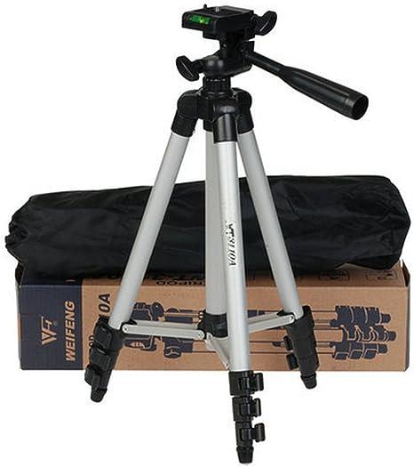 Cámara Trípode Soporte Soporte Soporte para Canon DSLR EOS 1300d ...