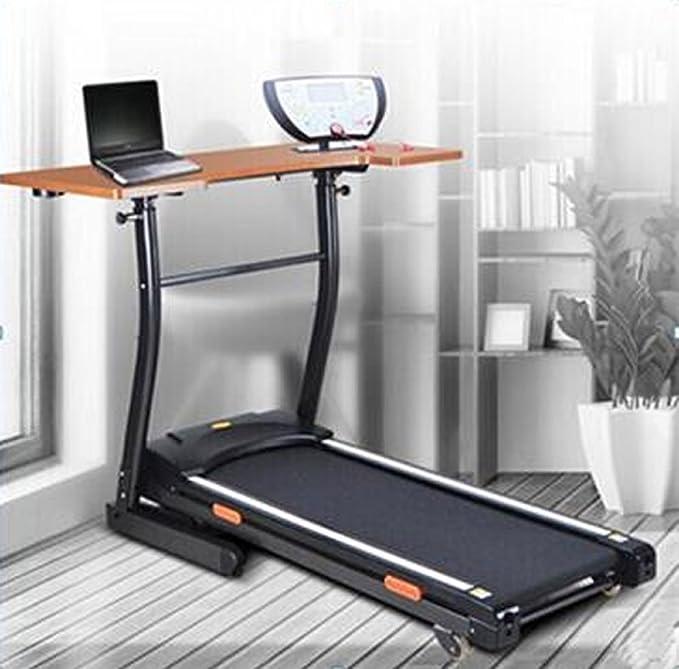 Office Fitness eléctrica cinta de correr para estación de trabajo ...
