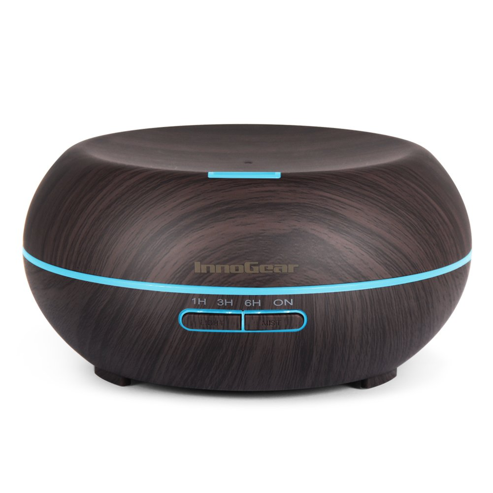 Amazon.com: InnoGear Aromatherapy Essential Oil Diffuser