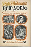 img - for Walt Whitman's New York - From Manhattan to Montauk book / textbook / text book