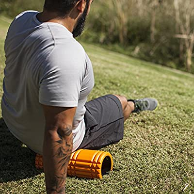 TriggerPoint GRID Foam Roller with Free Online Instructional Videos