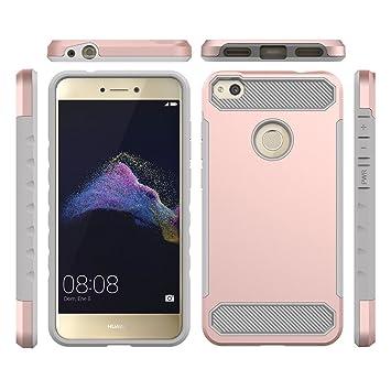 Amazon.com: Leoie - Carcasa para Huawei P8 Lite (2017), Nova ...