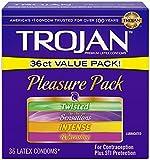 Trojan Pleasure Pack 36 count