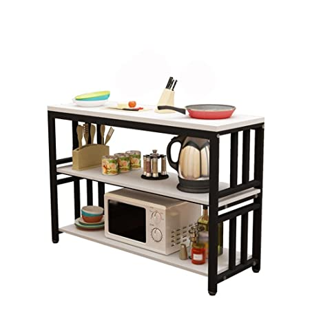 Venta de descuento 2019 profesional moda más deseable GZD Estantería de cocina estantería de almacenamiento cocina ...