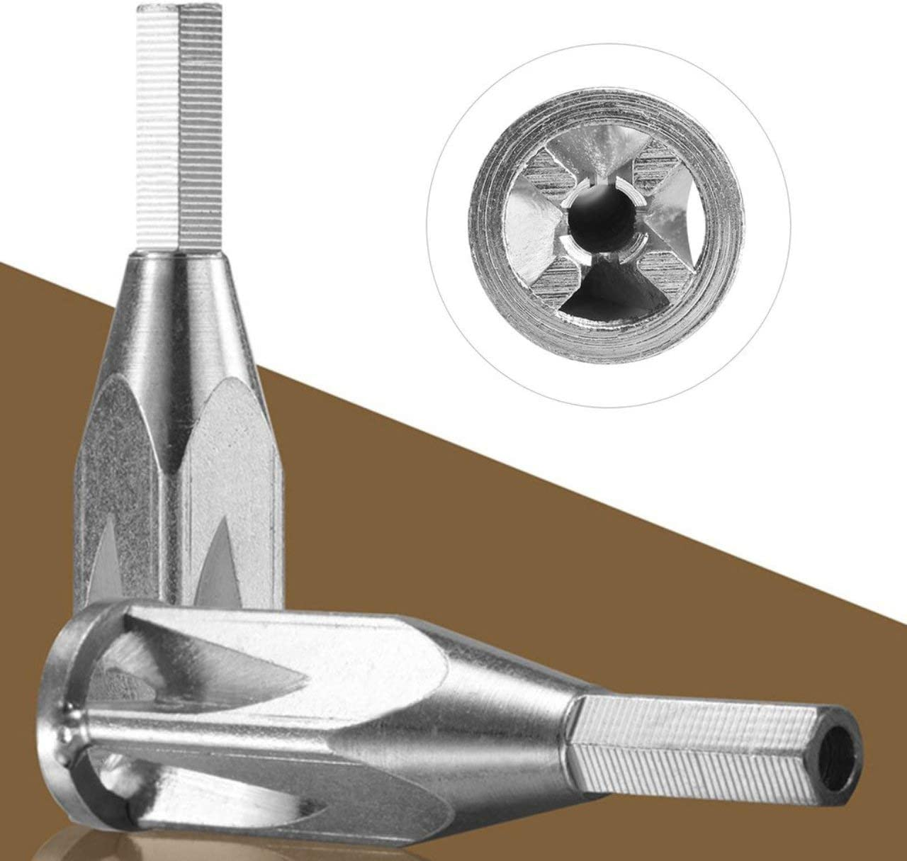 argent 2.5-4 outils de connecteur de fil de torsion de fil de machine de torsion de fil de machine de torsion automatique de torsion se d/écollant pour la perceuse /électrique FRjasnyfall