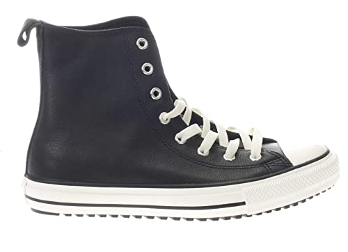 converse cuir taille 27