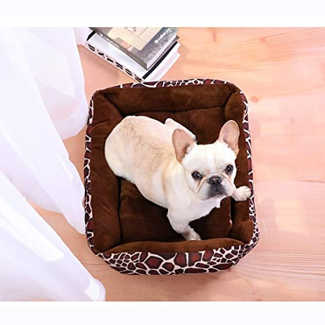 AB pet mat Perrera Invierno cálido Nido para Mascotas Perro Grande camada para Perros Estera de Perro casa de Perro Cuatro estaciones-90cm: Amazon.es: Hogar