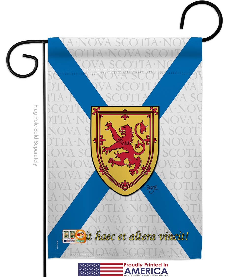 Amazon.com: Breeze Decor FK108187-P3 Nova Scotia Flags of ...