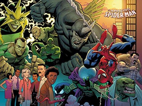 Amazing Spider-Man by Nick Spencer Vol. 1: Back to Basics (Amazing Spider-Man (2018))