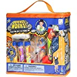 Science Works STEM Science Kit for Kids – Over 80 Experiments and 30 Different Tools and Supplies