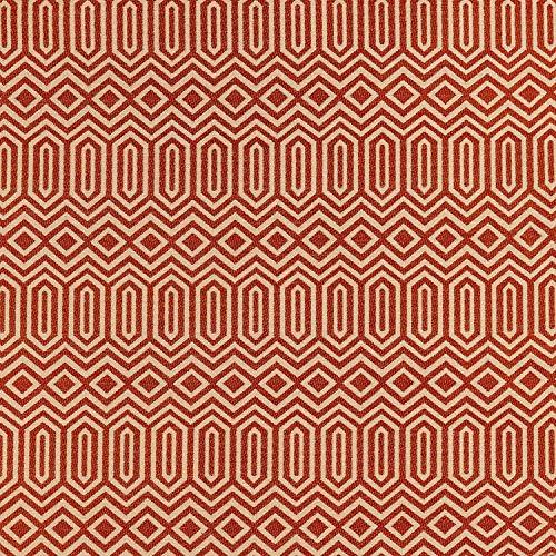 Burnt Orange Cromo con Forro estándar x 182cm 228cm Anilla de ojete Cortinas de Color Naranja McAlister Textiles Terracota d 90 x 72 w