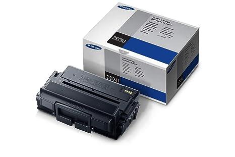 Samsung MLT-D203U tóner y cartucho láser: Amazon.es: Informática