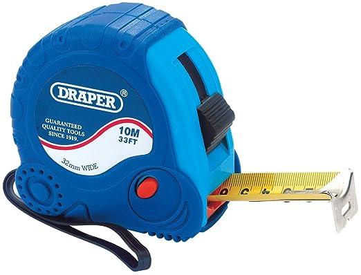 2 opinioni per Draper 75301- Metro a nastro, 10 m x 32 mm