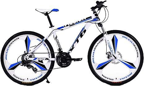 Wangkai Bicicleta Montaña Frenos de Doble Disco de Acero al ...