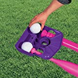 Little Tikes TotSports T-Ball Set- Pink/Purple, 2