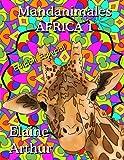 Mandanimales Africa 1 Edicion Especial (Mandanimals) (Volume 1) (Spanish Edition)
