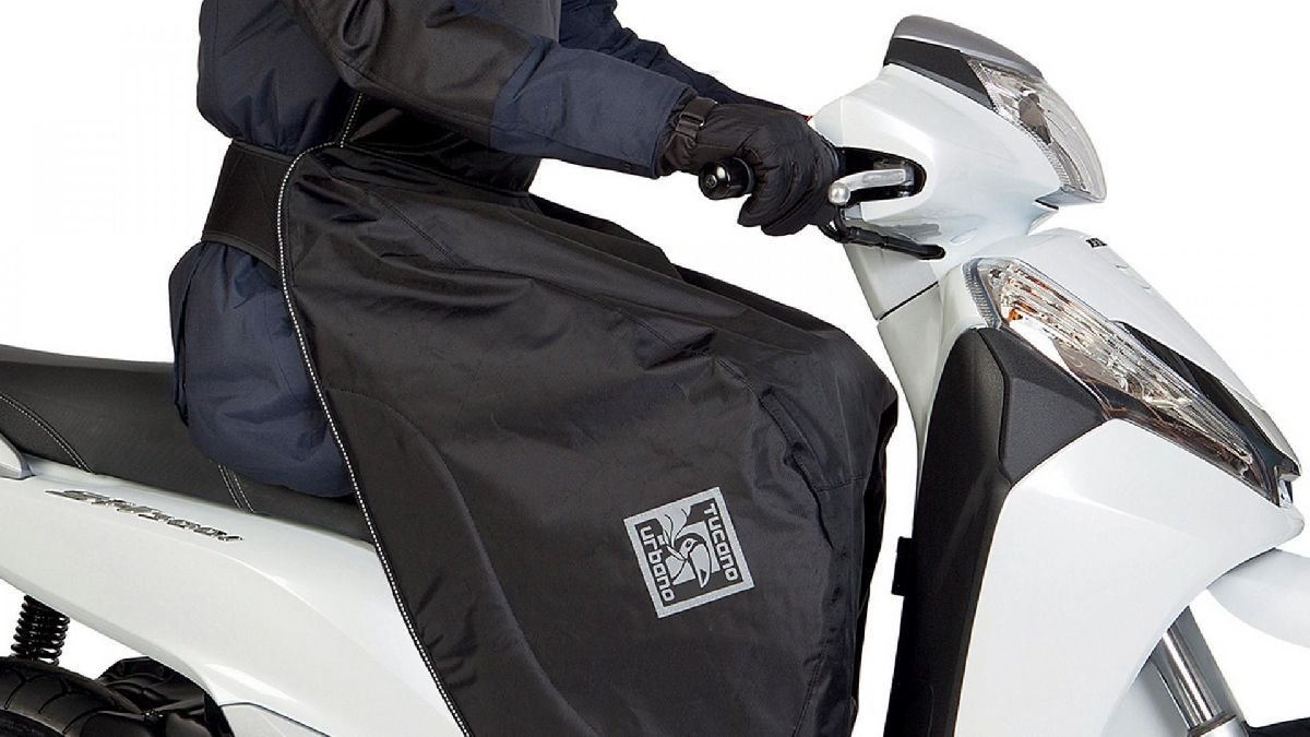 Leg Lap Apron Cover Universal for scooter// R194N LINUSCUD TUCANO URBANO