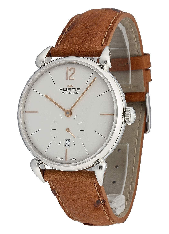 Fortis Terrestis Ochestra Mam - Reloj de Pulsera para Hombre Fecha analógica automática 900.20.32 LO.38: Amazon.es: Relojes
