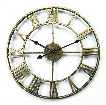 PDZD KS Acrílico Creativo Pegatinas de Pared Relojes Sala de Bodas Decoración Pegatinas réplica Relojes de