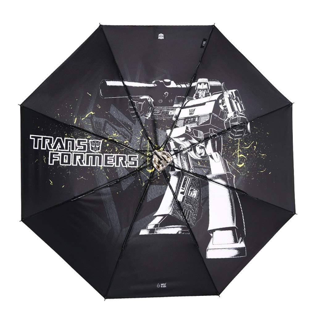 85071548bada Amazon.com: JSSFQK Transformers Series Umbrellas Creative Sun ...